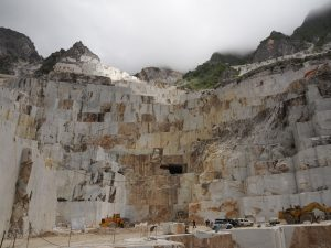 Carrara Marble Cave