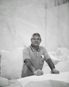 Owner of Carrara Caves and marble caves all over the world